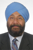 L'honorable Baljit S. Chadha, c.p.