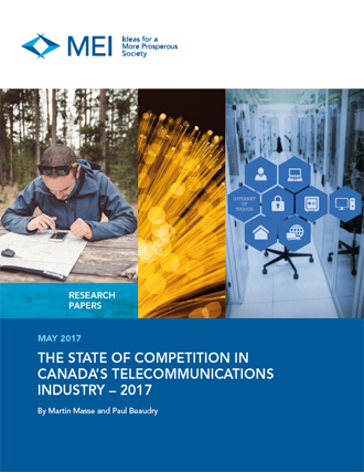 The State of Competition in Canada's Telecommunications Industry – 2017
