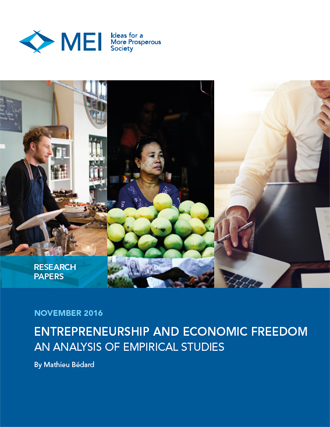 Entrepreneurship and Economic Freedom: An Analysis of Empirical Studies