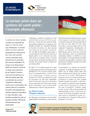 The private sector within a public health care system: the German example
