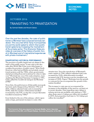 Transiting to Privatization