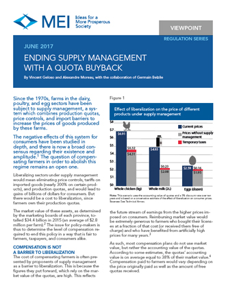 Viewpoint – Ending Supply Management with a Quota Buyback