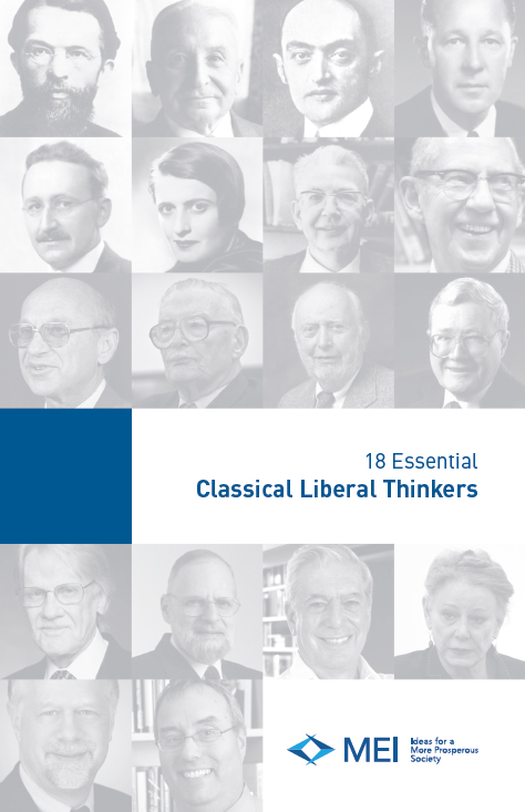 18 Essential Classical Liberal Thinkers