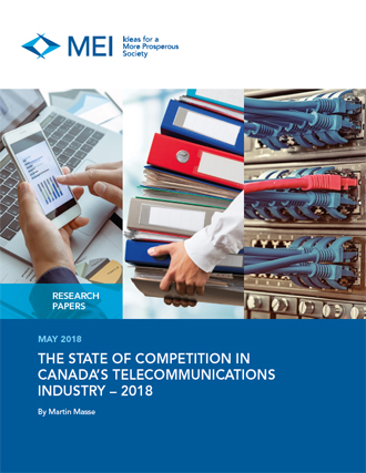 The State of Competition in Canada's Telecommunications Industry – 2018