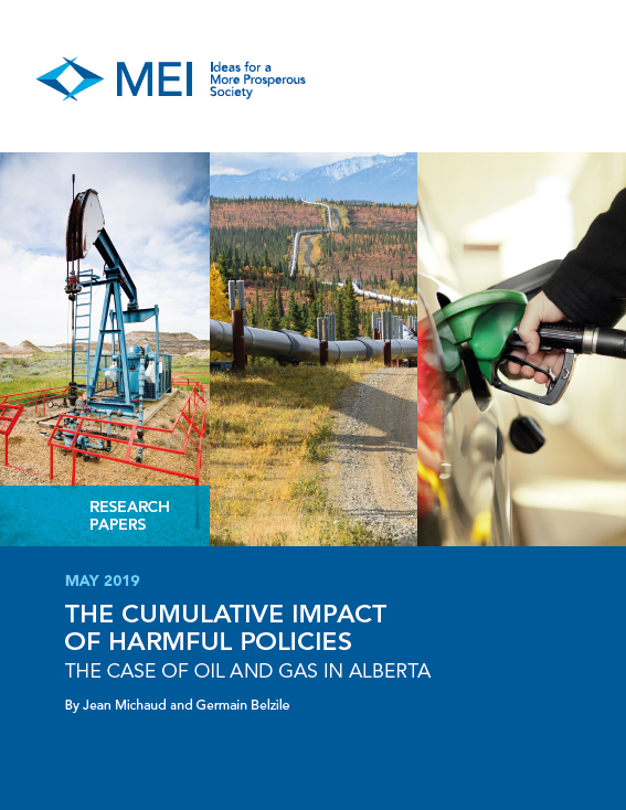The Cumulative Impact of Harmful Policies – The Case of Oil and Gas in Alberta